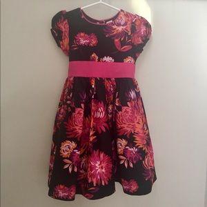 Girl's church dress.